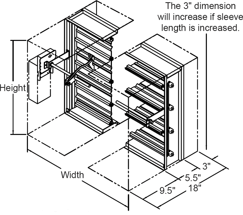 a1 dimensions class i stainless steel single thickness blade smoke damper belimo fslf120 us wiring diagram at edmiracle.co
